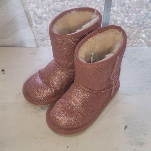 Pink Glitter Uggs Size 10